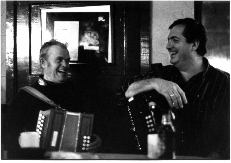 Martin McHugh & Tom Dahill
