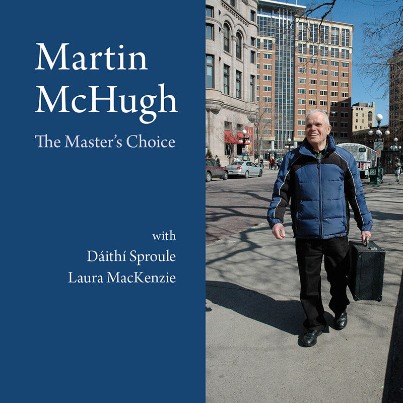 Martin McHugh: The Master's Choice CD cover