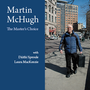 Martin McHugh cd cover